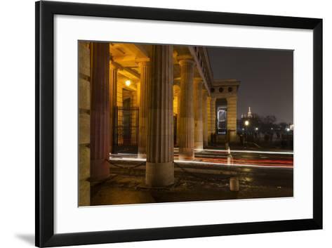 Austria, Vienna, Heldenplatz, Castle Gate-Gerhard Wild-Framed Art Print