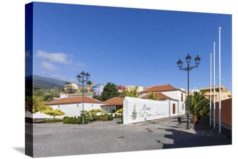 Cigar Museum of Brena Alta, San Pedro, La Palma, Canary Islands, Spain, Europe-Gerhard Wild-Stretched Canvas Print