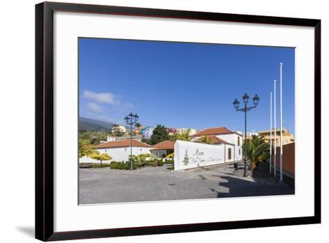 Cigar Museum of Brena Alta, San Pedro, La Palma, Canary Islands, Spain, Europe-Gerhard Wild-Framed Art Print