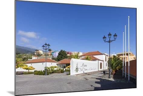 Cigar Museum of Brena Alta, San Pedro, La Palma, Canary Islands, Spain, Europe-Gerhard Wild-Mounted Photographic Print