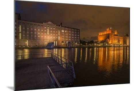 Duisburg, North Rhine-Westphalia-Bernd Wittelsbach-Mounted Photographic Print