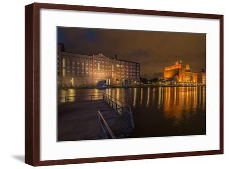 Duisburg, North Rhine-Westphalia-Bernd Wittelsbach-Framed Art Print