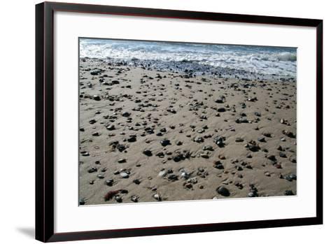 The Baltic Sea, RŸgen, North Beach-Catharina Lux-Framed Art Print