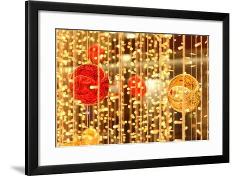 Christmas Decoration-Catharina Lux-Framed Art Print