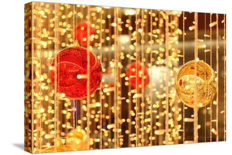 Christmas Decoration-Catharina Lux-Stretched Canvas Print