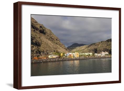 Puerto De Tazacorte, La Palma, Canary Islands, Spain, Europe-Gerhard Wild-Framed Art Print