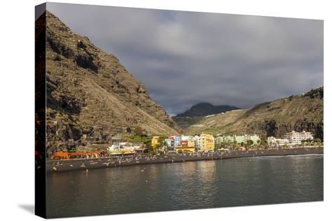 Puerto De Tazacorte, La Palma, Canary Islands, Spain, Europe-Gerhard Wild-Stretched Canvas Print