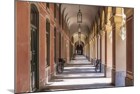 Germany, Bavaria, Upper Bavaria, Munich, Hofgarten (Park), Arcade-Udo Siebig-Mounted Photographic Print