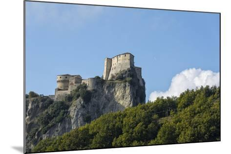 San Leo, Emilia-Romagna, Italy-Bernd Wittelsbach-Mounted Photographic Print
