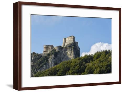 San Leo, Emilia-Romagna, Italy-Bernd Wittelsbach-Framed Art Print