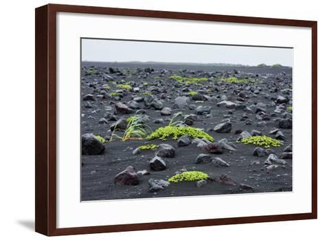 Landeyjasandur-Catharina Lux-Framed Art Print