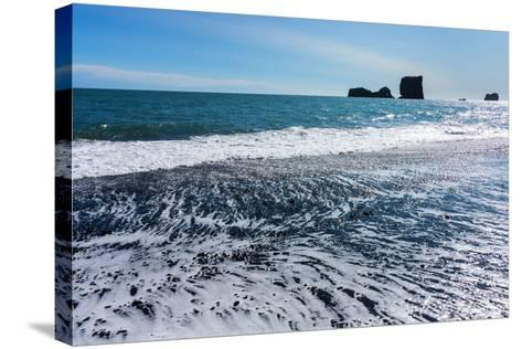 Iceland, Dyrholaey-Catharina Lux-Stretched Canvas Print