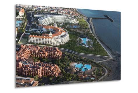 Tenerife, Five Star Hotel, Swimming Pools, La Caleta, Playa De La Enramada-Frank Fleischmann-Metal Print