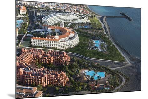 Tenerife, Five Star Hotel, Swimming Pools, La Caleta, Playa De La Enramada-Frank Fleischmann-Mounted Photographic Print