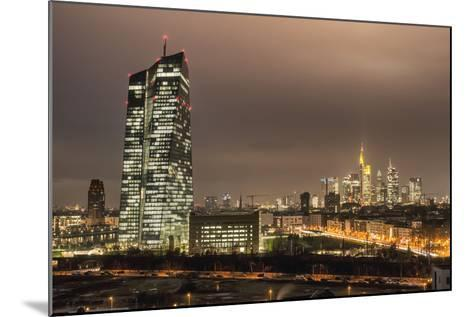 Frankfurt on the Main, Hessen, Europe-Bernd Wittelsbach-Mounted Photographic Print