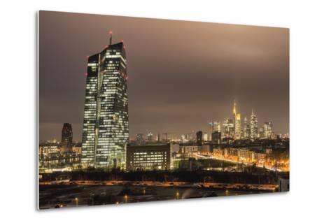 Frankfurt on the Main, Hessen, Europe-Bernd Wittelsbach-Metal Print