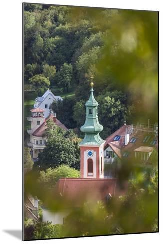 Parish Church of Kahlenbergerdorf, 19th Area, Dšbling, Vienna, Austria-Gerhard Wild-Mounted Photographic Print