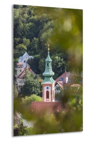 Parish Church of Kahlenbergerdorf, 19th Area, Dšbling, Vienna, Austria-Gerhard Wild-Metal Print