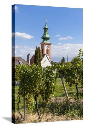Parish Church of Kahlenbergerdorf, 19th Area, Dšbling, Vienna, Austria-Gerhard Wild-Stretched Canvas Print