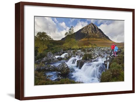 Great Britain, Scotland, Highlands, Invernessshire, Glen Coe-Rainer Mirau-Framed Art Print