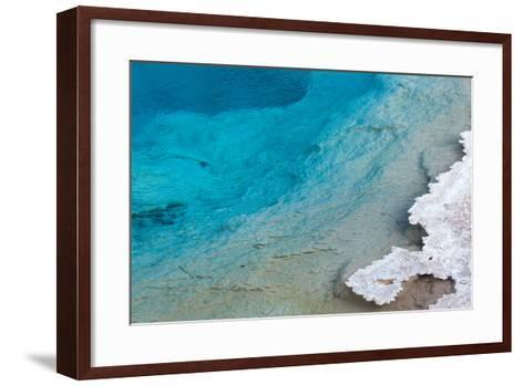 USA, Yellowstone National Park, Lower Geyser Basin-Catharina Lux-Framed Art Print