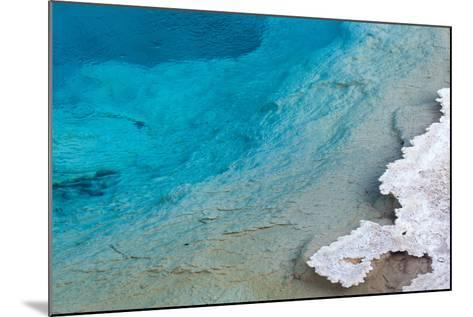 USA, Yellowstone National Park, Lower Geyser Basin-Catharina Lux-Mounted Photographic Print