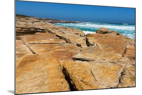 South Africa, the Cape of Good Hope, Rocky Shore-Catharina Lux-Mounted Photographic Print