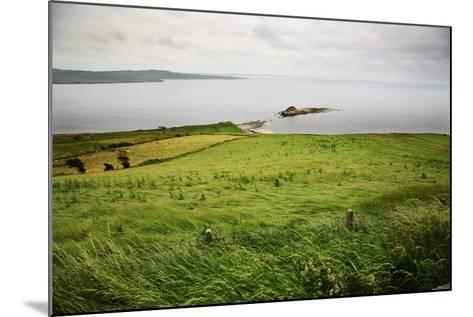 Northern Ireland, Antrim Coast, Glens- Bluehouseproject-Mounted Photographic Print