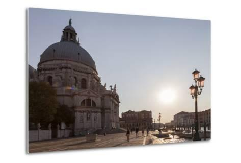 Italy, Venice, Cityscape-Simone Wunderlich-Metal Print