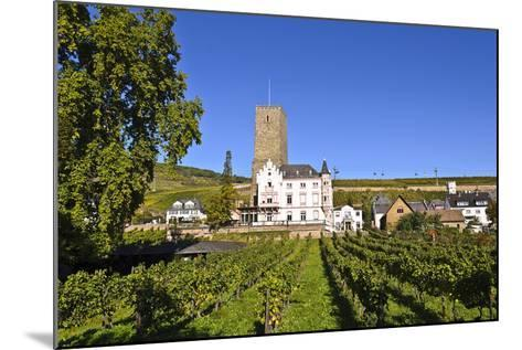 Germany, Hesse, Rheingau (Region), RŸdesheim Am Rhein (Town), Boosenburg-Udo Siebig-Mounted Photographic Print