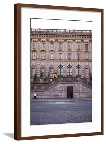 Stockholm Palace-Frina-Framed Art Print