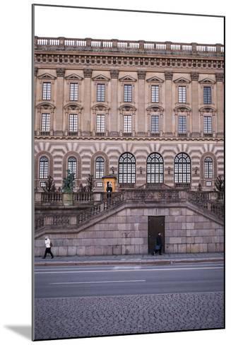 Stockholm Palace-Frina-Mounted Photographic Print