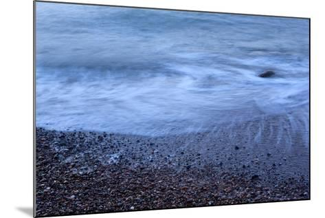 The Baltic Sea, R?gen, North Beach, Evening-Catharina Lux-Mounted Photographic Print