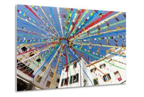 Festes De Sant Bartomeu, Ferreries, Menorca (Island)-Steffen Beuthan-Metal Print
