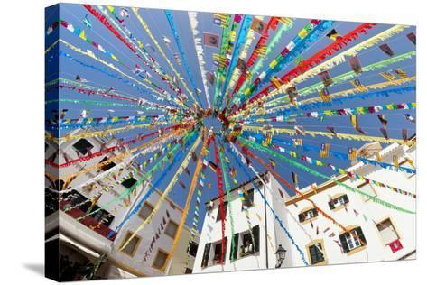 Festes De Sant Bartomeu, Ferreries, Menorca (Island)-Steffen Beuthan-Stretched Canvas Print
