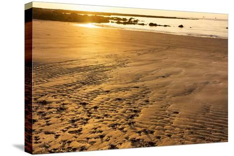 Hellissandur, Beach-Catharina Lux-Stretched Canvas Print