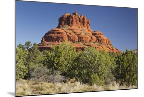 Bell Rock, Sedona, Arizona, Usa-Rainer Mirau-Mounted Photographic Print
