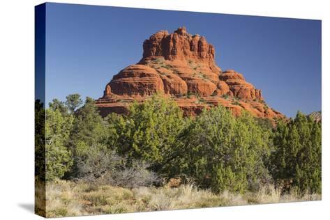 Bell Rock, Sedona, Arizona, Usa-Rainer Mirau-Stretched Canvas Print