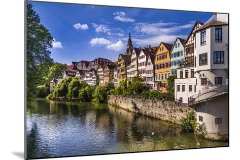 Germany, Baden-Wurttemberg, T?bingen-Udo Siebig-Mounted Photographic Print