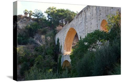 Greece, Crete, Aqueduct Near Knossos-Catharina Lux-Stretched Canvas Print
