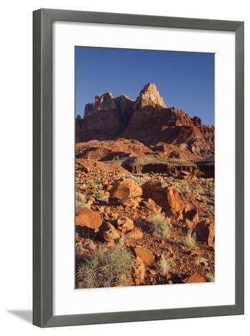 Vermilion Cliffs National Monument, Utah, Usa-Rainer Mirau-Framed Art Print