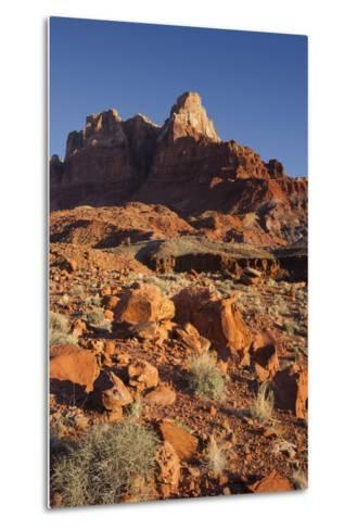 Vermilion Cliffs National Monument, Utah, Usa-Rainer Mirau-Metal Print