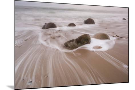 Bowling Ball Beach, California, Usa-Rainer Mirau-Mounted Photographic Print