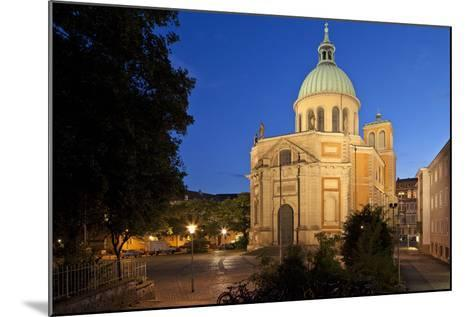 Germany, Lower Saxony, Hannover, Provost's Church St. Clemens-Chris Seba-Mounted Photographic Print