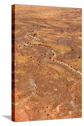 USA, Utah, Glen Canyon, Moki Dugway, Highway 261-Catharina Lux-Stretched Canvas Print