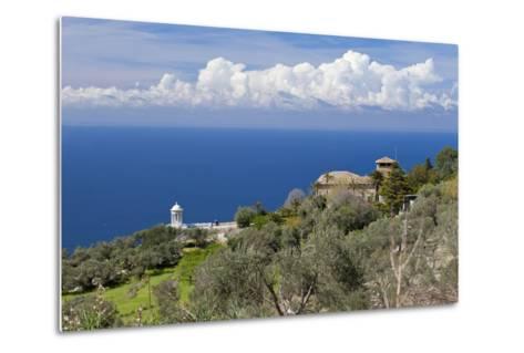 Spanish Balearic Islands, Island Majorca, West Coast, Son Marroig-Chris Seba-Metal Print