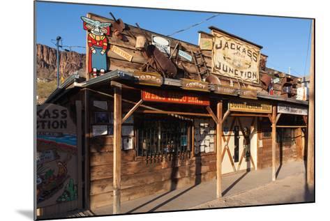 USA, Arizona, Route 66, Oatman-Catharina Lux-Mounted Photographic Print