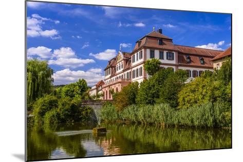 Germany, Bavaria, Lower Franconia, 'FrŠnkisches Saaletal' (Saale Valley), Hammelburg-Udo Siebig-Mounted Photographic Print