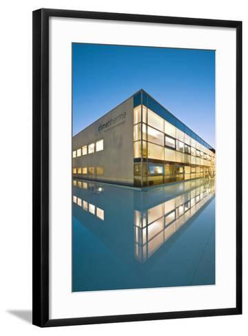 Austria, Thermal Bath, Roman Thermal Bath, Health Resort Centre-Rainer Mirau-Framed Art Print