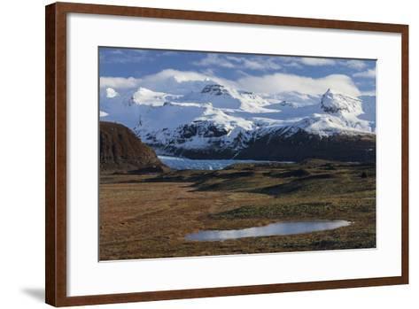 …raefajškull, Svinafellsjškull, Skaftafell, South Iceland, Iceland-Rainer Mirau-Framed Art Print